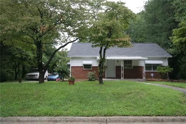 4507 Swift Street, Greensboro, NC 27407 (MLS #959116) :: Team Nicholson