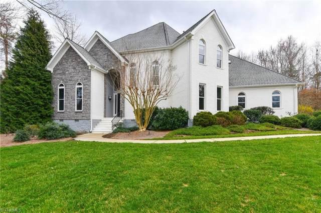 4313 Agliano Terrace, Summerfield, NC 27358 (MLS #959632) :: Berkshire Hathaway HomeServices Carolinas Realty