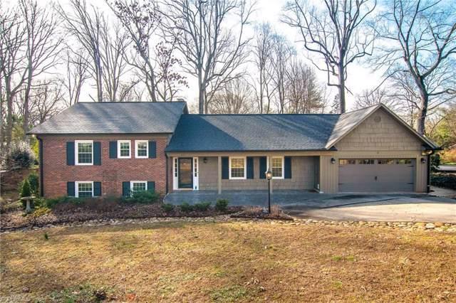 3810 Northriding Road, Winston Salem, NC 27104 (MLS #960333) :: Ward & Ward Properties, LLC