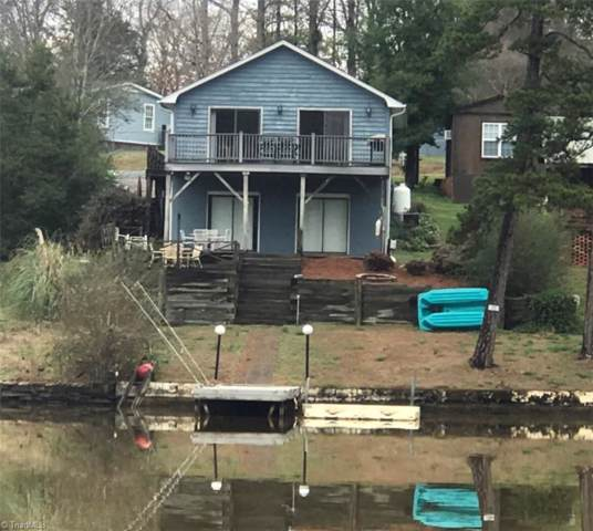 430 Pinehaven Drive, New London, NC 28127 (MLS #961560) :: Ward & Ward Properties, LLC