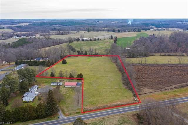 4736 Us Highway 601, Yadkinville, NC 27055 (MLS #963693) :: Berkshire Hathaway HomeServices Carolinas Realty