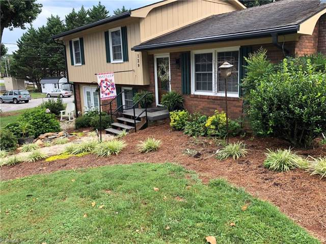 129 Laraye Circle, Millers Creek, NC 28651 (MLS #963768) :: Ward & Ward Properties, LLC