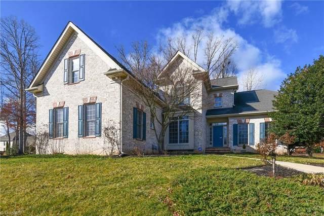 303 Mepps Lane, Greensboro, NC 27455 (MLS #965513) :: Ward & Ward Properties, LLC