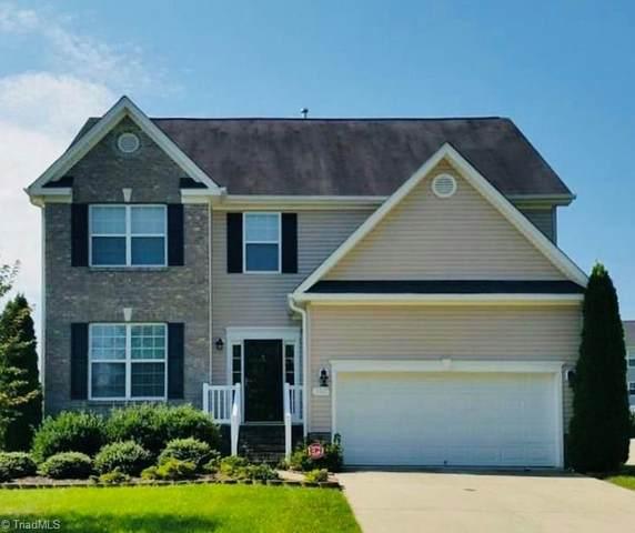 332 Mahogany Drive, Thomasville, NC 27360 (MLS #966390) :: Ward & Ward Properties, LLC