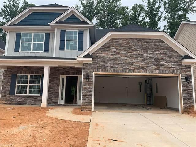 5497 Noble View Drive #6, Colfax, NC 27235 (MLS #966461) :: Berkshire Hathaway HomeServices Carolinas Realty
