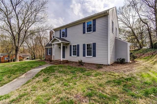 1501 Alderman Drive, Greensboro, NC 27408 (MLS #967197) :: Greta Frye & Associates | KW Realty Elite