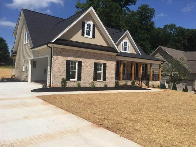 135 Arbor Hill Avenue, Mocksville, NC 27028 (#969369) :: Mossy Oak Properties Land and Luxury