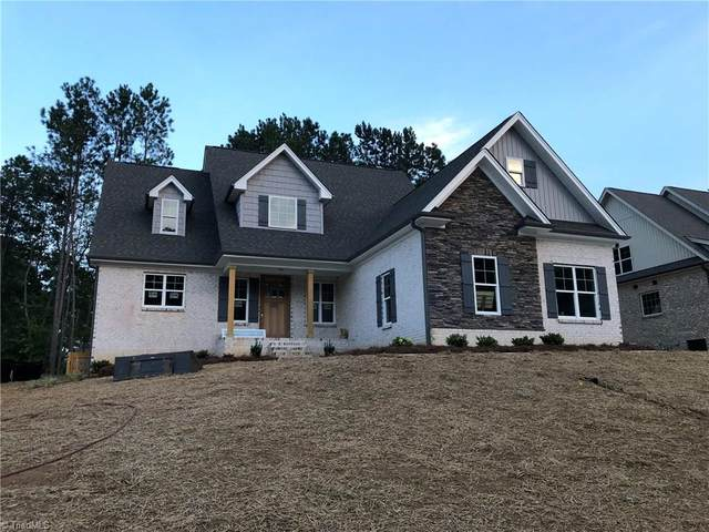 486 Wentworth Drive, Winston Salem, NC 27107 (MLS #970178) :: Greta Frye & Associates | KW Realty Elite