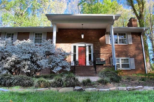 1825 Buddingbrook Lane, Winston Salem, NC 27106 (MLS #970246) :: Ward & Ward Properties, LLC