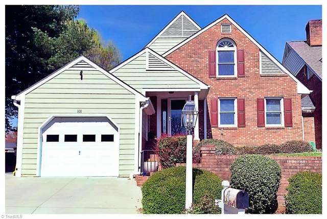 900 Brintonial Way, Winston Salem, NC 27104 (MLS #970769) :: Ward & Ward Properties, LLC