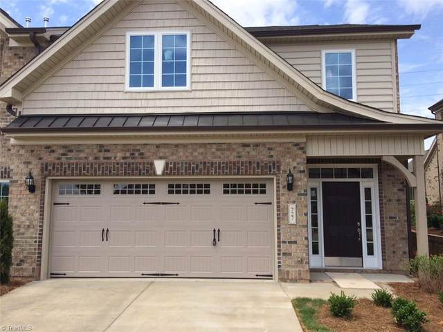3824 Galloway Court Lot 82, High Point, NC 27265 (MLS #971487) :: Berkshire Hathaway HomeServices Carolinas Realty