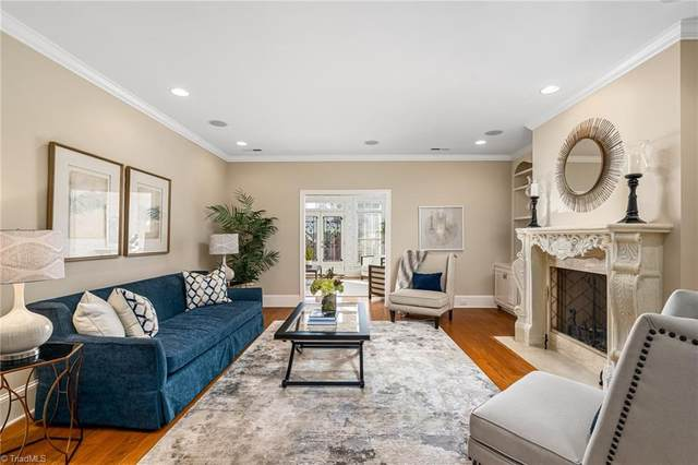 2686 Arbor Place Court, Winston Salem, NC 27104 (MLS #972031) :: Berkshire Hathaway HomeServices Carolinas Realty