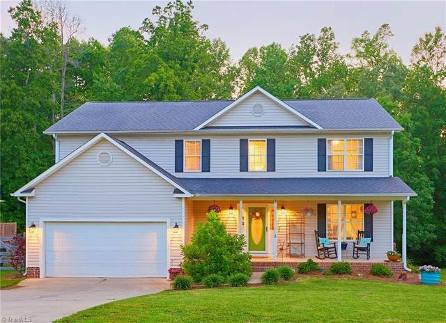 5 Whitaker Place, Thomasville, NC 27360 (MLS #975393) :: Berkshire Hathaway HomeServices Carolinas Realty
