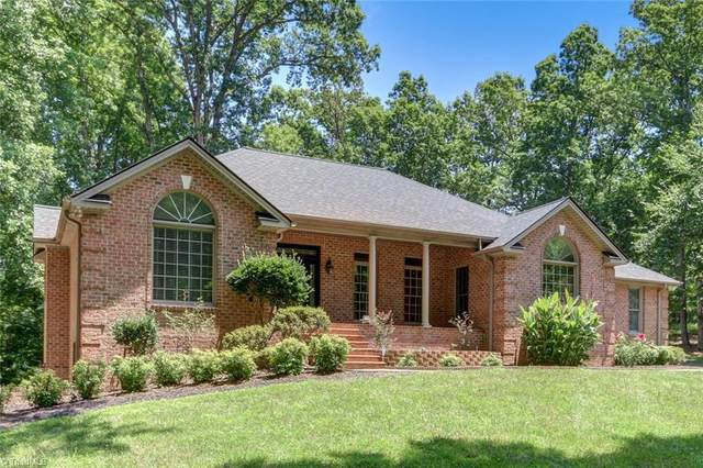 804 Oak Ridge Drive, Eden, NC 27288 (MLS #976185) :: Ward & Ward Properties, LLC