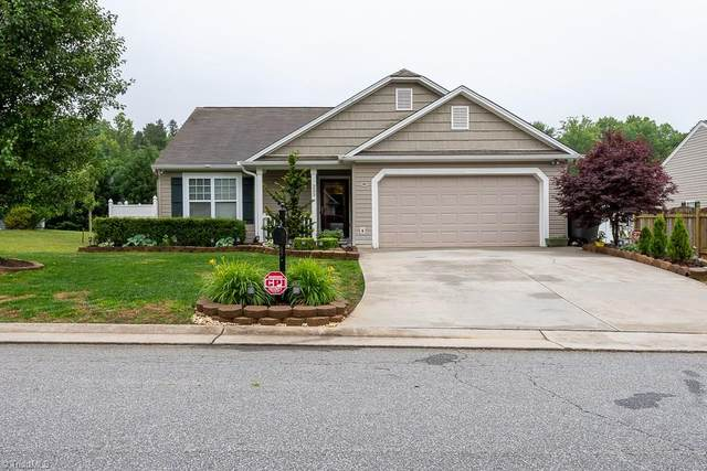 233 Konnoak Village Circle, Winston Salem, NC 27127 (MLS #977279) :: Berkshire Hathaway HomeServices Carolinas Realty