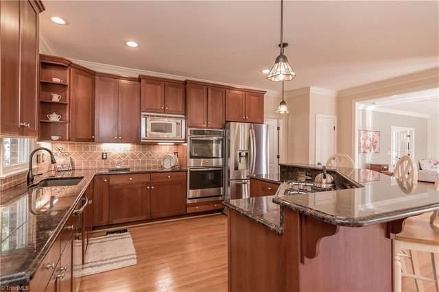 12 Middlefield Court, Greensboro, NC 27455 (MLS #977370) :: Ward & Ward Properties, LLC