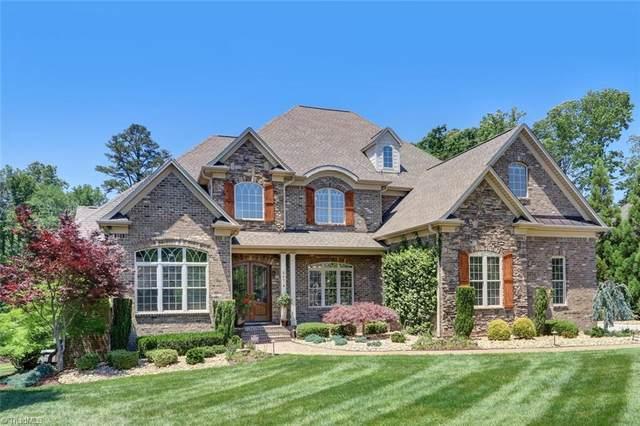 8874 Cravenwood Drive, Oak Ridge, NC 27310 (MLS #977554) :: Berkshire Hathaway HomeServices Carolinas Realty