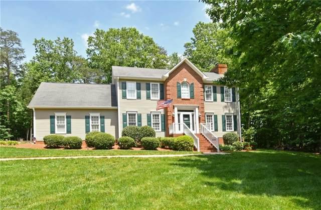 505 Riding Ridge Lane, Lewisville, NC 27023 (MLS #977638) :: Ward & Ward Properties, LLC
