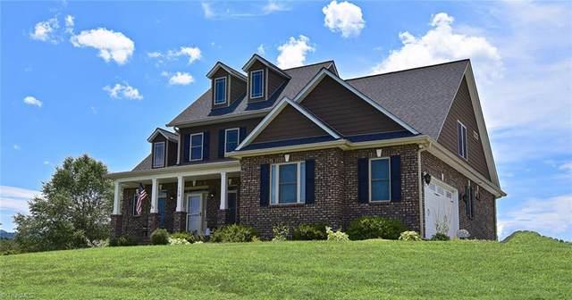 154 Old Homeplace Drive, Wilkesboro, NC 28697 (MLS #980216) :: Ward & Ward Properties, LLC