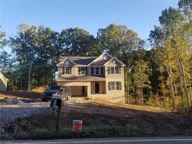 9511 Styers Ferry Road #21, Lewisville, NC 27023 (MLS #980294) :: Ward & Ward Properties, LLC
