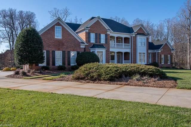 3910 White Hawk Lane, Winston Salem, NC 27106 (MLS #984718) :: Greta Frye & Associates | KW Realty Elite