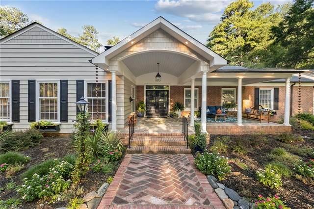 380 Buckingham Road, Winston Salem, NC 27104 (MLS #984982) :: Ward & Ward Properties, LLC