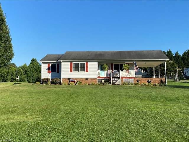 4377 Huntington Drive, Trinity, NC 27370 (#985392) :: Premier Realty NC