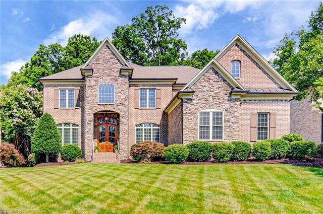 1206 Mosley Road, Greensboro, NC 27455 (MLS #985653) :: Greta Frye & Associates | KW Realty Elite
