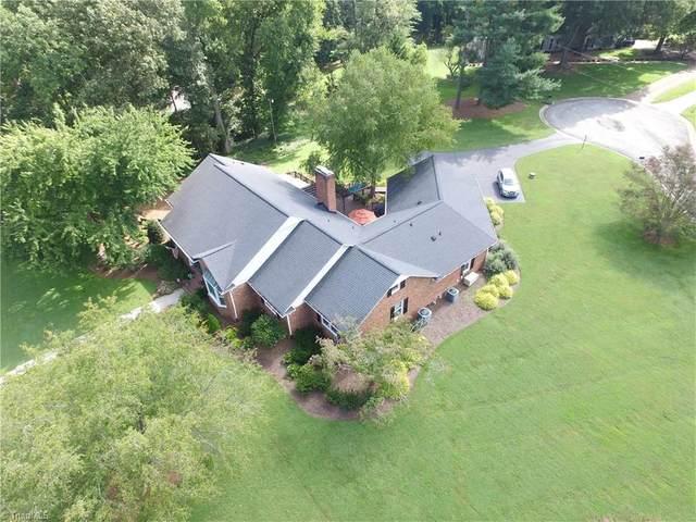 5403 Westfield Drive, Greensboro, NC 27410 (MLS #987402) :: Team Nicholson