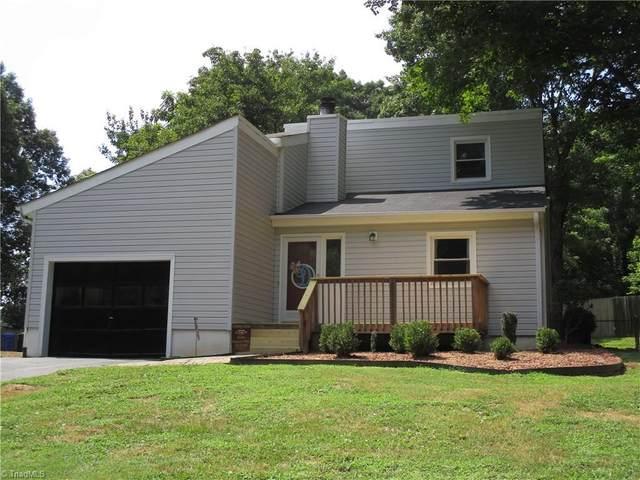 184 Wildwood Place, Clemmons, NC 27012 (MLS #989076) :: Ward & Ward Properties, LLC