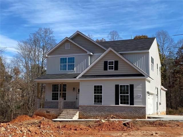 7738 Carson Path #10, Summerfield, NC 27358 (MLS #989779) :: Berkshire Hathaway HomeServices Carolinas Realty
