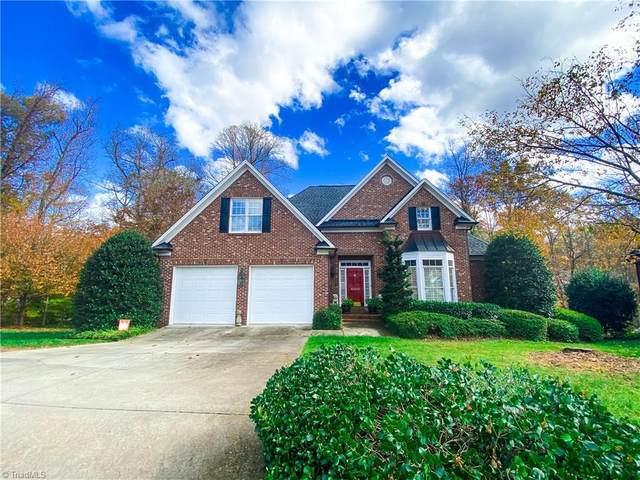 6100 Mill Chase Court, Greensboro, NC 27455 (MLS #992310) :: Berkshire Hathaway HomeServices Carolinas Realty
