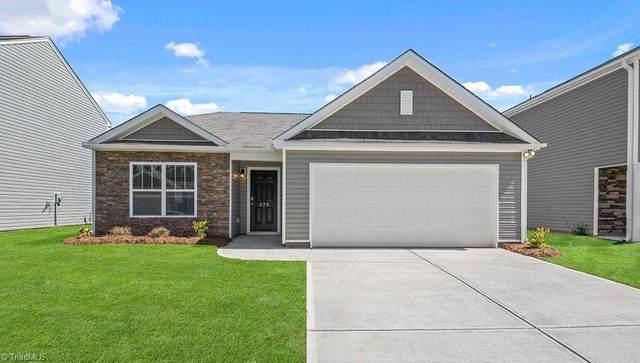 1995 Longshadow Street #196, Rural Hall, NC 27045 (MLS #992521) :: Berkshire Hathaway HomeServices Carolinas Realty