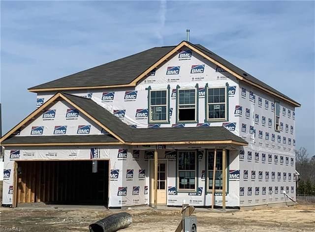 245 S Honey Locust Drive Lot 11, Thomasville, NC 27360 (MLS #994913) :: Berkshire Hathaway HomeServices Carolinas Realty