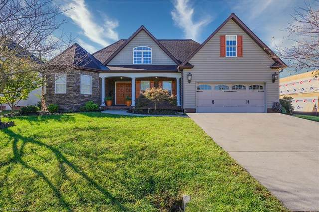 343 Royal Fern Drive, Clemmons, NC 27012 (MLS #995044) :: Greta Frye & Associates | KW Realty Elite