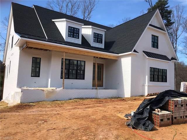 1541 Audubon Village Drive, Winston Salem, NC 27106 (MLS #996995) :: Ward & Ward Properties, LLC