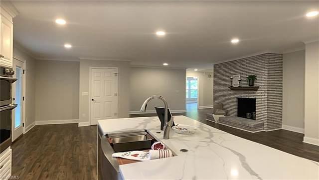527 Idlewild Avenue, Greensboro, NC 27410 (MLS #997349) :: Greta Frye & Associates | KW Realty Elite