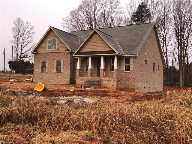6607 Hedgerow Court 14 HFW, Summerfield, NC 27358 (MLS #997448) :: Berkshire Hathaway HomeServices Carolinas Realty