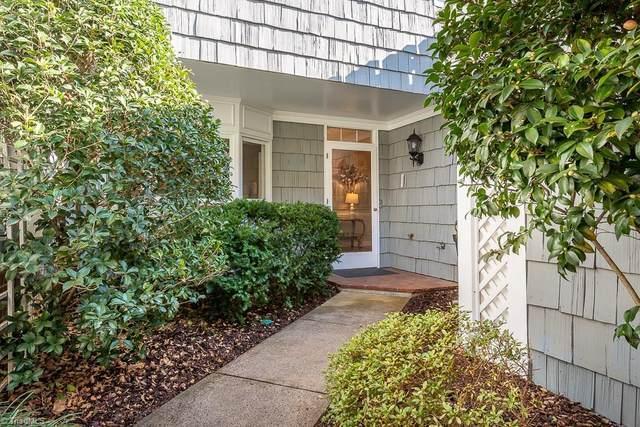 1257 Kent Place Lane, Winston Salem, NC 27104 (MLS #997656) :: Ward & Ward Properties, LLC