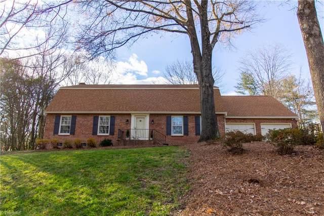 1313 Kensington Drive, High Point, NC 27262 (MLS #001318) :: Berkshire Hathaway HomeServices Carolinas Realty