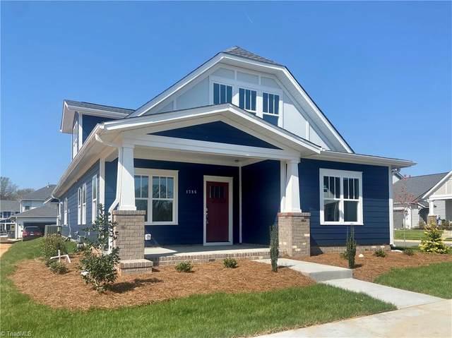 1786 Hickorycrest Street, Kernersville, NC 27284 (MLS #1008289) :: Lewis & Clark, Realtors®
