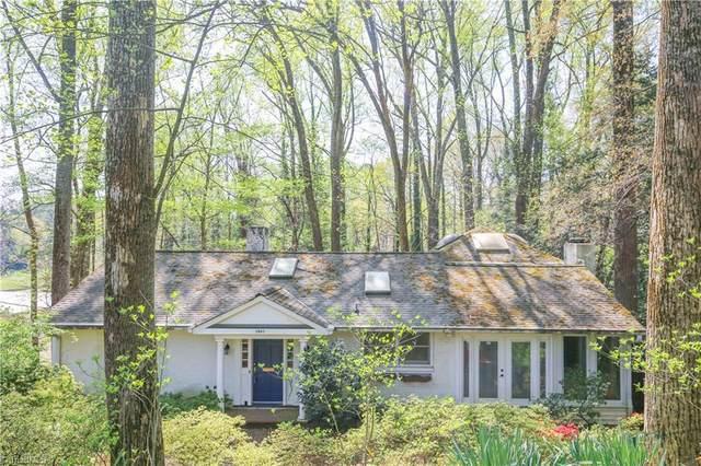 1861 Meadowbrook Drive, Winston Salem, NC 27104 (MLS #1012388) :: Berkshire Hathaway HomeServices Carolinas Realty