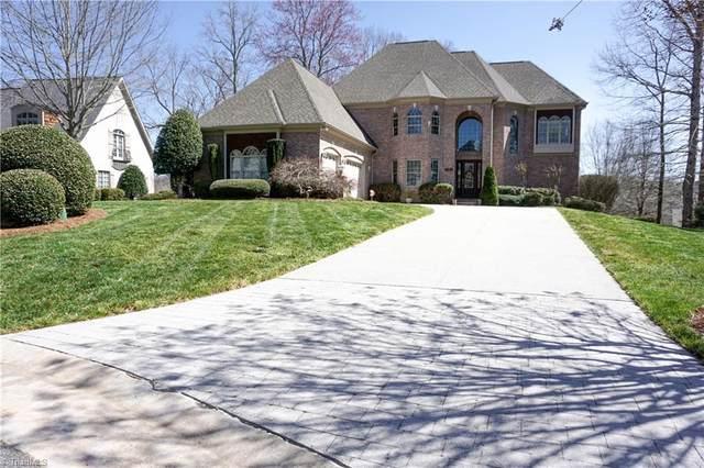 121 Salem Village Court, Clemmons, NC 27012 (MLS #1017685) :: Berkshire Hathaway HomeServices Carolinas Realty