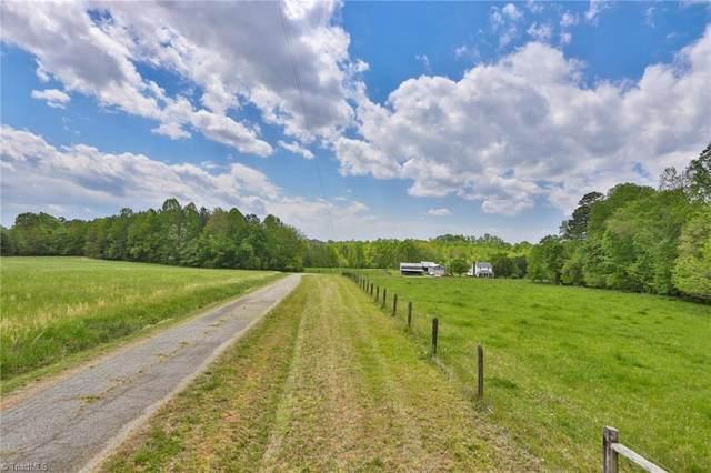 593 Will Boone Road, Mocksville, NC 27028 (MLS #1017934) :: Team Nicholson