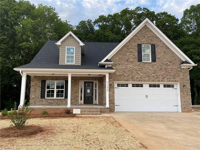 7155 Reynolds Mill Circle, Lewisville, NC 27023 (MLS #1022221) :: Witherspoon Realty