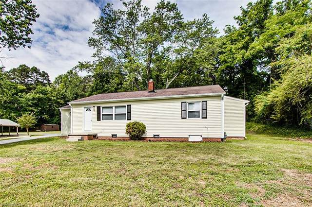 2031 Holland Street, Asheboro, NC 27203 (MLS #1026608) :: Hillcrest Realty Group
