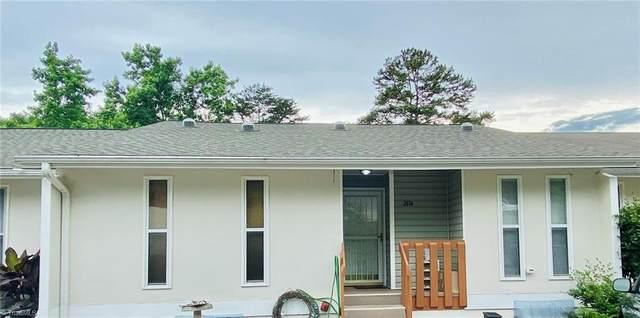 2674 Tantelon Place, Winston Salem, NC 27127 (MLS #1027950) :: Lewis & Clark, Realtors®