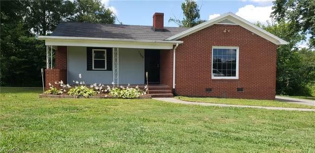 1908 N Nc Highway 62, Burlington, NC 27217 (MLS #1028253) :: Ward & Ward Properties, LLC