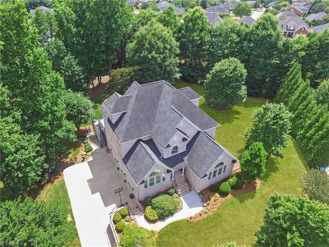 196 Arnold Palmer Drive, Advance, NC 27006 (MLS #1030451) :: Berkshire Hathaway HomeServices Carolinas Realty