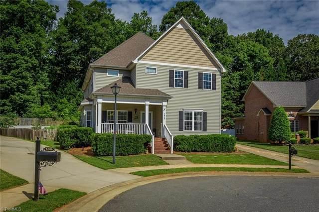 5808 Kenville Green Circle, Kernersville, NC 27284 (MLS #1033245) :: Hillcrest Realty Group